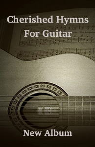 Cherished Hymns for Guitar album