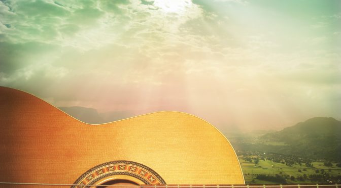 Guitar Hymns for Easter Sunday
